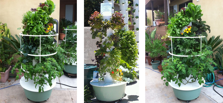 socalurbanfarms tower garden - Tower Garden